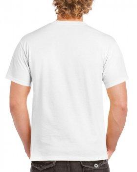 Футболки чоловічі GILDAN Heavy Cotton 3 шт. Білі