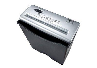 Шредер DAHLE PaperSAFE 22016, клас Р-1, 7мм, на 9 літрів, 160x290x310 ,Чорний (22016-11100)