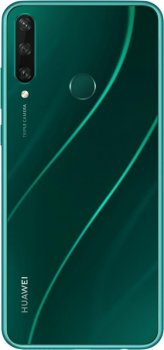 Huawei Y6P Dual Sim Emerald Green