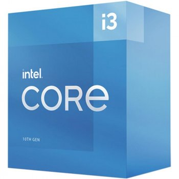 Intel Core i3 10105 3.7 GHz (6MB, Comet Lake, 65W, S1200) Box (BX8070110105)