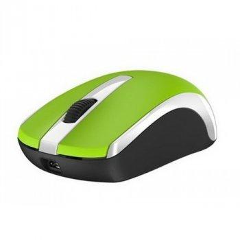 Мышь беспроводная Genius ECO-8100 (31030010408) USB Green