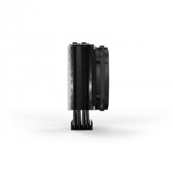 Кулер процесорний be quiet! Dark Rock Slim (BK024), Intel: 1150/1151/1155/1156/1200/1366/2011(-3) Square ILM/2066, AMD: FM1/FM2/FM2+/AM2/AM2+/AM3/AM3+/AM4, 159x127x47 мм, 4-pin