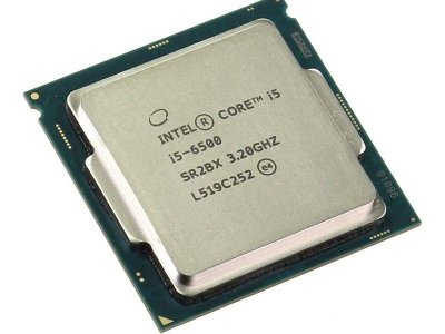 Процессор Intel Core i5-6500 (S1151/4x3.2GHz/8GT/s/6MB/65 Вт/BX80662I56500) Б/У