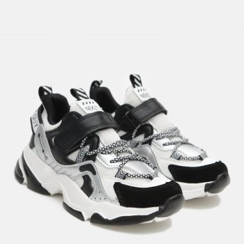 Кросівки Kimboo DD859-3A Чорно-білі