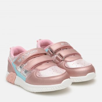 Кросівки Weestep R927053022 P Рожеві