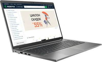 Ноутбук HP ZBook Power G7 (10J85AV_V4) Silver
