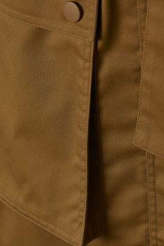 Пальто H&M 2202-8496321 Хаки