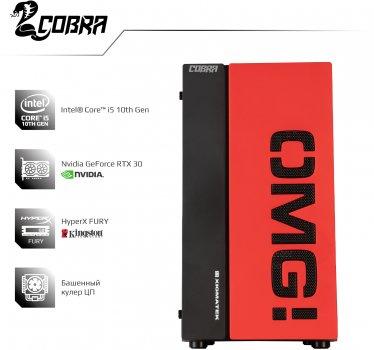 Комп'ютер Cobra Gaming I14F.16.H1S4.37.874