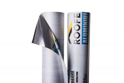 Roofer AL100 Пароизоляционная мембрана металлизированная AL100 плотность 90 г/м2