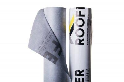 Roofer RS115 Супердифузійна мембрана щільність 100 г/м2