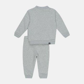 Спортивный костюм Puma Tape Infant Tracksuit 58649301 Light Gray Heather