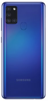 Мобільний телефон Samsung Galaxy A21s 4/64 GB Blue (SM-A217FZBOSEK)