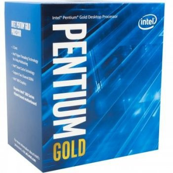 Процесор Intel Pentium G6400 4.0 GHz /4MB (BX80701G6400) s1200 BOX