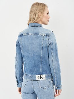 Джинсовая куртка Calvin Klein Jeans Regular 90'S Denim Jacket J20J215928-1AA Denim Light