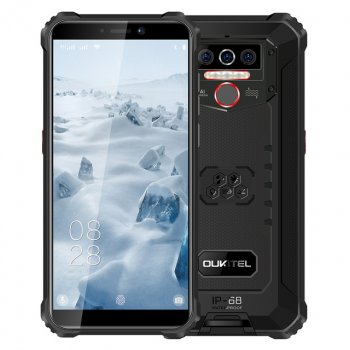"""Мобільний телефон OUKITEL WP5 Pro black 4/64gb IP69K 5.5"""" 8000mAh (1156 zp)"""