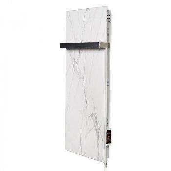 Керамічна панель полотенцесушитель Flyme 600ТW білий