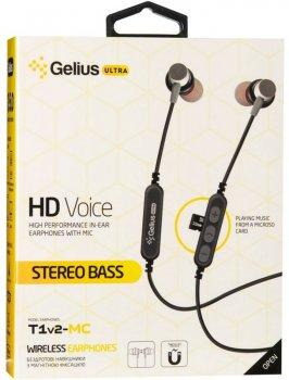 Навушники Gelius Ultra T1v2-MC Red (2099900748264)