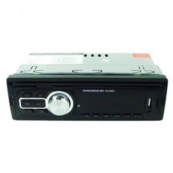Магнитола в машину UKC 5208 ISO, MP3, 1 DIN, microSD