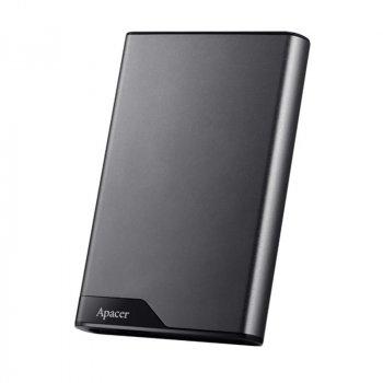 """Накопичувач зовнішній HDD 2.5"""" USB 2.0 TB Apacer AC632 Grey (AP2TBAC632A-1)"""