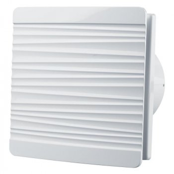 Бытовой вентилятор Вентс 100 Флип белый
