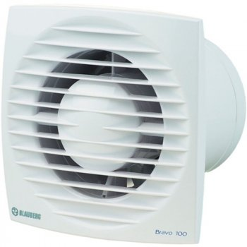 Вытяжной вентилятор Blauberg Bravo 125 белый