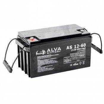 Аккумулятор ALVA battery AS12-60