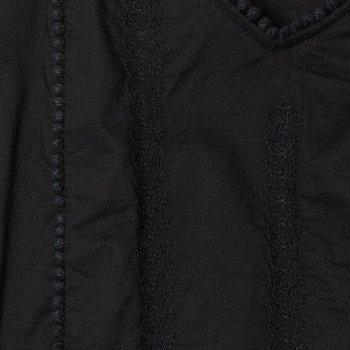 Сарафан H&M 104-8547261 Черный