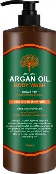 Гель для душа Char Char Аргановое масло Argan Oil Body Wash 1500 мл (8802929999814)