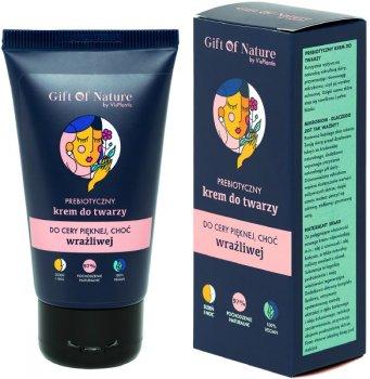 Пребиотический крем для лица Vis Plantis Gift of Nature для чувствительной кожи 50 мл (5907618130356)
