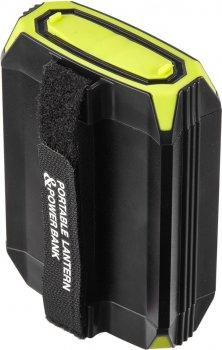 Фонарь кемпинговый SKIF Outdoor Light Shield Black/Green (3890023)