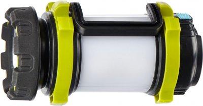 Фонарь кемпинговый SKIF Outdoor Buster Black/Green (3890026)