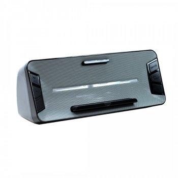 Стерео колонка Wster WS-1618 Bluetooth чорний (45980)
