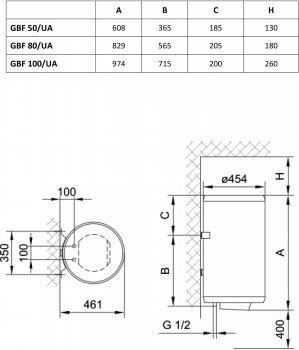 GORENJE GBF 100 V9