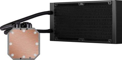 Система рідинного охолодження Corsair iCUE H115i Elite Capellix RGB (CW-9060047-WW)