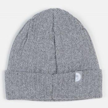 Демисезонная шапка Dembohouse Даниэль 21.01.030 Серая (ROZ6400023916)