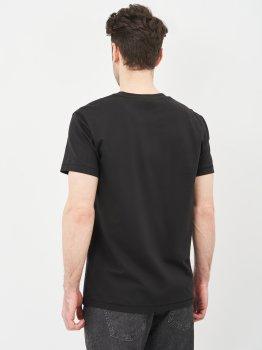Футболка Calvin Klein Jeans Small Chest Monogram Ss J30J314267-BAE Ck Black