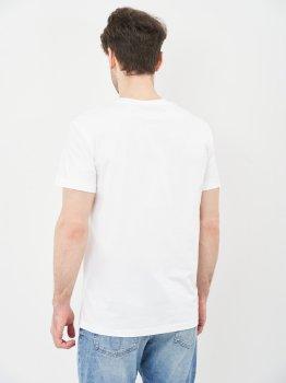 Футболка Calvin Klein Jeans Small Chest Monogram Ss J30J314267-YAF Ck White