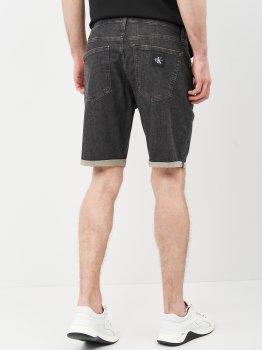 Шорты джинсовые Calvin Klein Jeans Regular Short J30J317747-1BY Denim Black