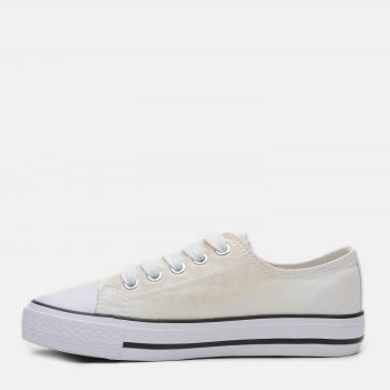 Кеди XTI White Canvas Kids Shoes 56856-3
