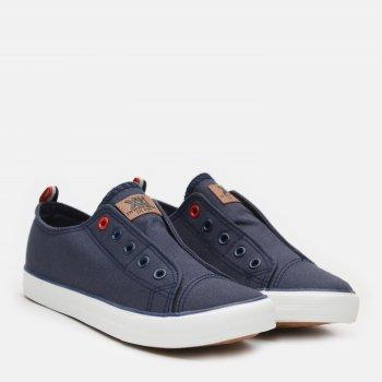 Кеды XTI Navy Canvas Kids Shoes 56858-509