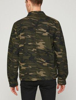 Куртка джинсова Koton 8YAM21369BW Khaki Design