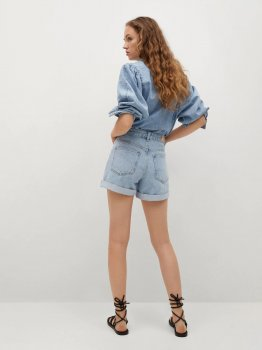 Шорты джинсовые Mango 87017881-TC