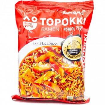 Суп рамьон Токпоккі Samyang 80г