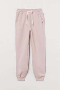 Джоггеры H&M (175/88А) Светло-розовый (0919499001)