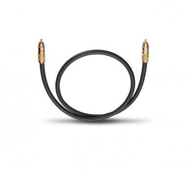 Сабвуферний кабель RCA-RCA Oehlbach NF 214 Subwoofercable 1,0 m