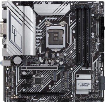 Материнская плата Asus Prime Z590M-Plus Socket 1200