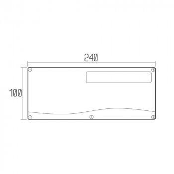 """Провідне реле Icma U6 для системи """"Тепла підлога"""" №P308"""