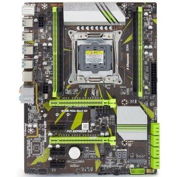 Материнська плата Atermiter X99 (s2011-3, Intel X99, PCI-Ex16)