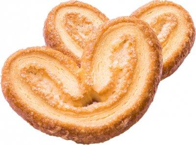 Печенье слоеное Лукас Ушки 2 кг (4823054600615)