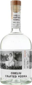Водка Vilniaus Degtine Obeliu Crafted Vodka 0.7л 40% (4770053239820)